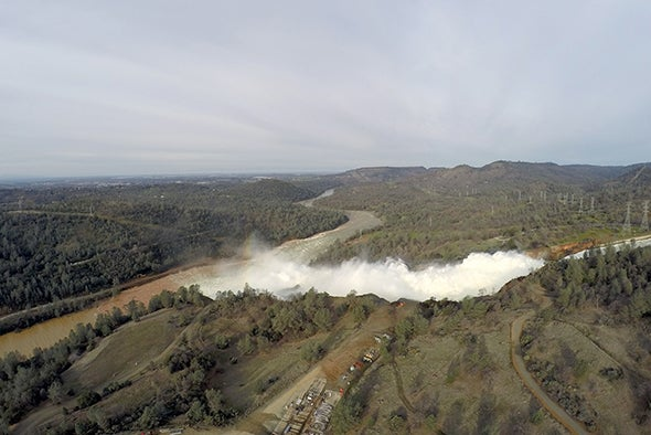 Broken California Dam Is a Sign of Emergencies to Come