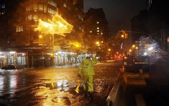 U.S. Biomedical Research Facilities Still Unprepared for Natural Disasters and Attacks