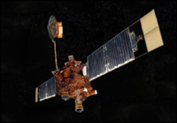 Human Error Caused Mars Global Surveyor Failure