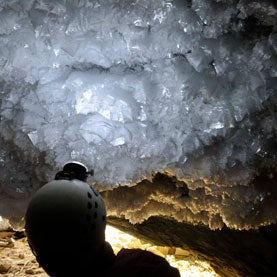 Siberian Caves Reveal Advancing Permafrost Thaw