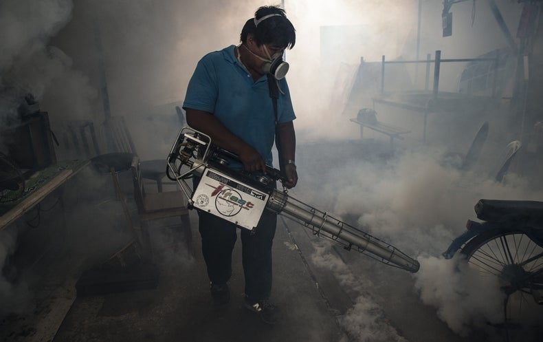 Two new Zika infections diagnosed in Vietnam