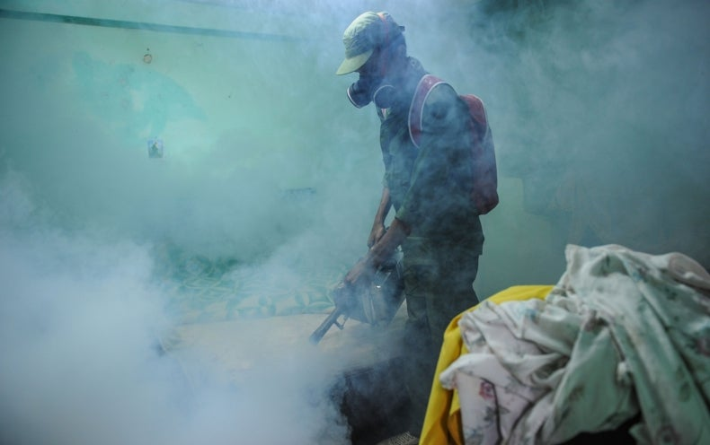 WHO Warns of Zika Risk in Europe