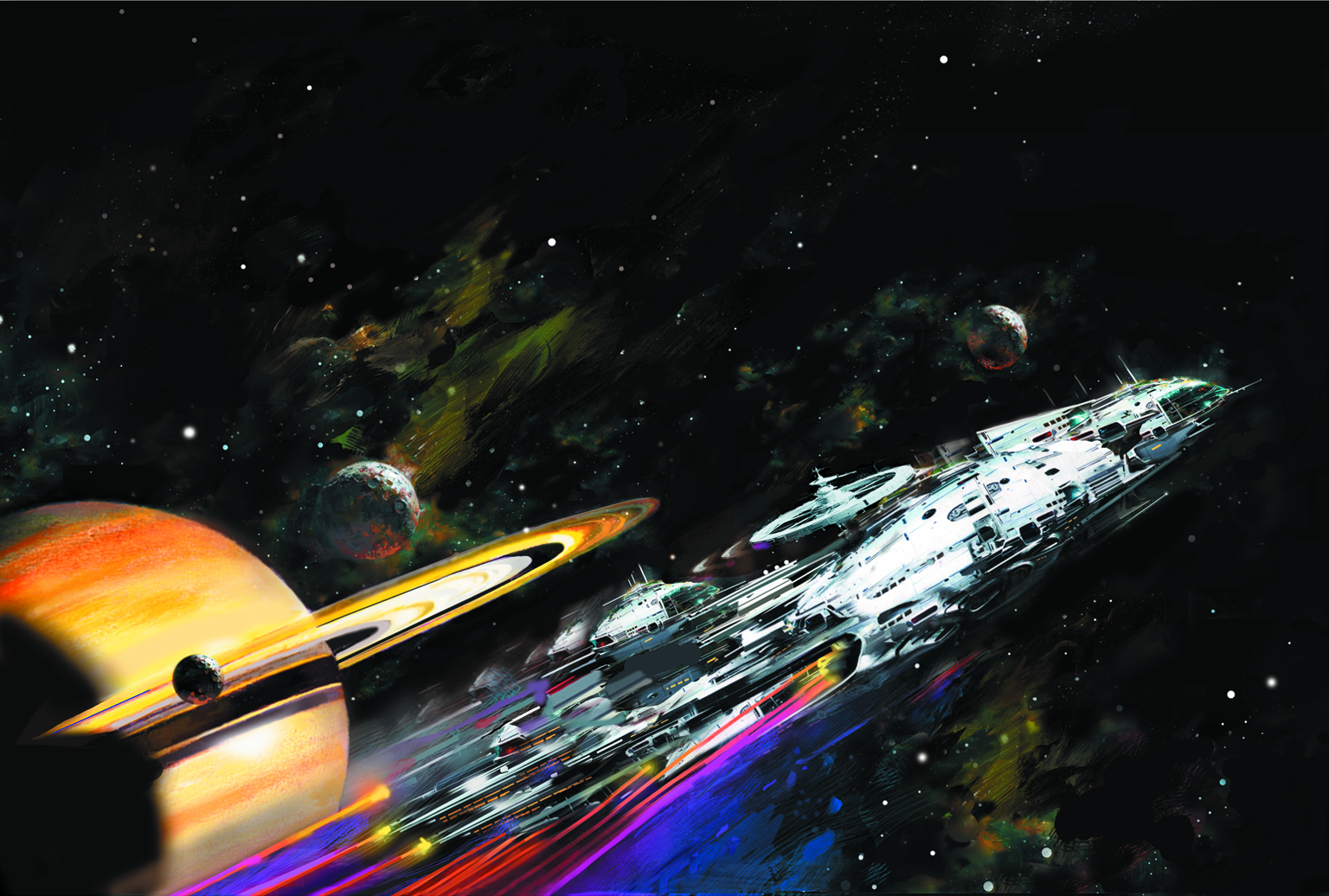 The Good Kind of Crazy: The Quest for Exotic Propulsion