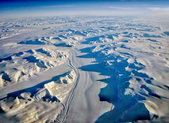 Could More Snow in Antarctica Slow Sea Level Rise?