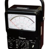 SIMPSON MULTIMETER