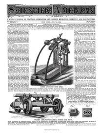 Scientific American Volume 21, Issue 5