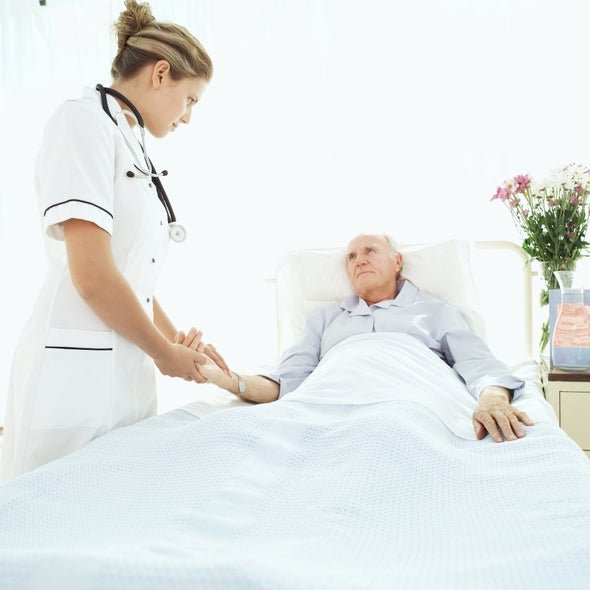 Female Doctors May Be Better for Older Patients' Health