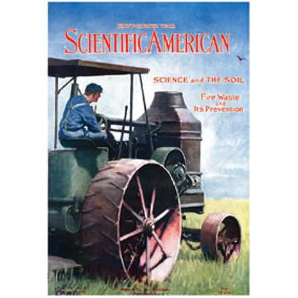 100 Years Ago: Vickers Machine Gun