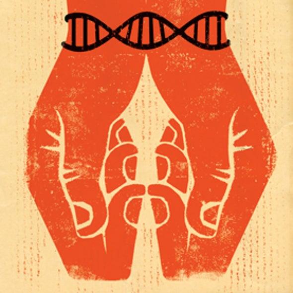 Stop the Genetic Dragnet