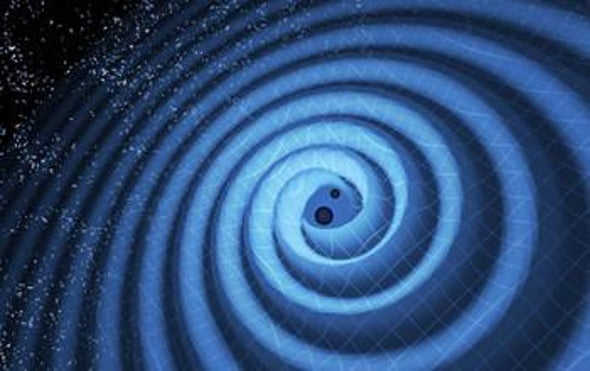 Nobel in Physics for Detecting Gravitational Waves