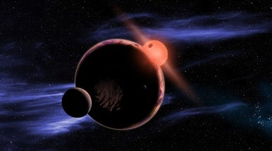 Interstellar Message Beamed to Nearby Exoplanet