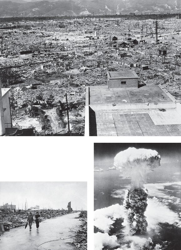 Hiroshima and Nagasaki Survivors Speak Out on 70th Anniversaries of Bombings