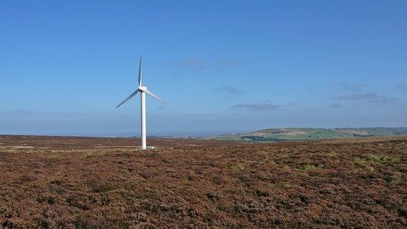 Wind Turbines May Turn Slower in a Warmer World