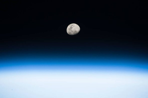 Newfound Material on the Moon Could Offer Clues to Our Planet's Early Years