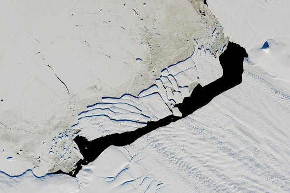 Rapid Antarctic Ice Melt in the Past Bodes Ill for the Future