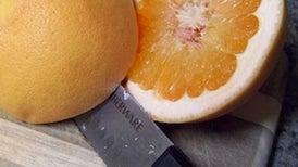 Grapefruit Juice Improves Cancer Medication