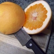 Grapefruit Juice Improves Cancer Medication