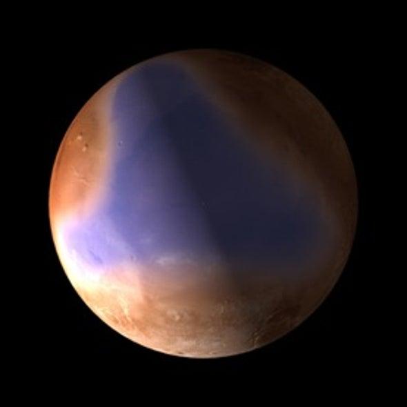 Red Sea: Sounding Radar Buoys Evidence Mars Once Had an Ocean