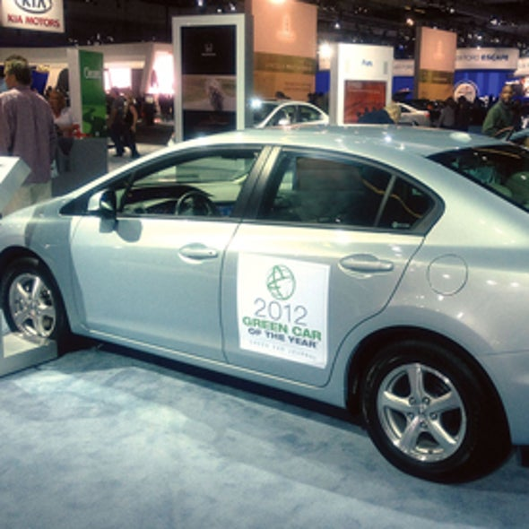 Will Natural Gas Be the Automotive Fuel of the Future?