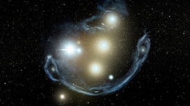The Search for the Most Distant Galaxies in the Universe
