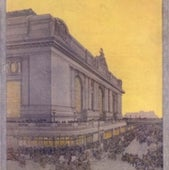 A RENDERING OF GRAND CENTRAL TERMINAL, 1912: