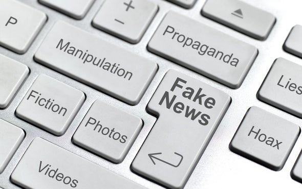 How Fake News Goes Viral--Here's the Math
