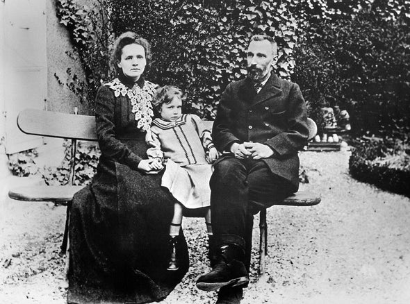 """The Film Radioactive Shows How Marie Curie Was a """"Woman of the Future"""""""
