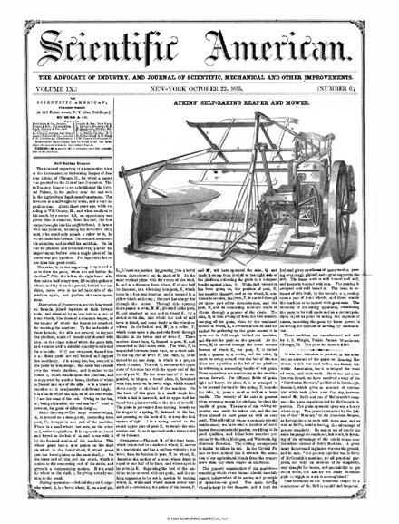 October 22, 1853