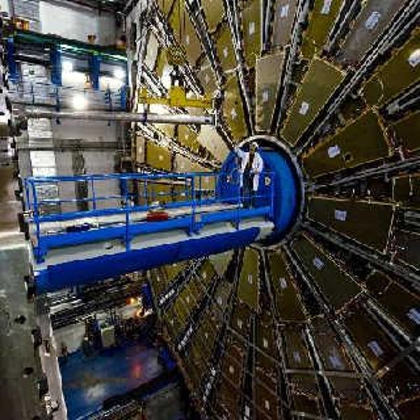 Large Hadron Collider to Get First Taste of Proton Beam