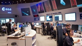 Nail-Biting, Funny, Frenetic Account of Comet Landing from Inside Mission Control