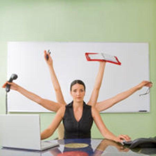 Portrait of a Multitasking Mind