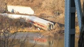 Broken Rails Are Leading Cause of Train Derailments