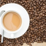 Coffee's Caffeine Buzz Evolved Separately from Tea's