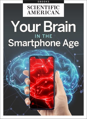 Your Brain in the Smartphone Age
