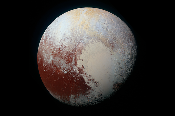 What's It Take to Get to Pluto?