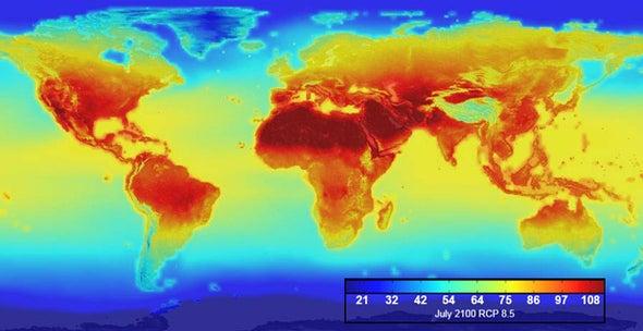 NASA Pinpoints Earth's Future Hotspots