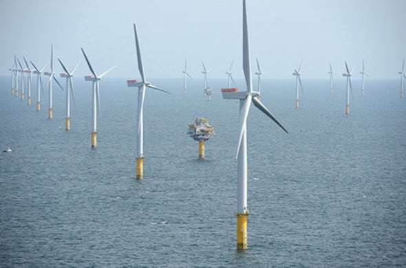 Steel on the Water Critical for Offshore Wind in U.S.
