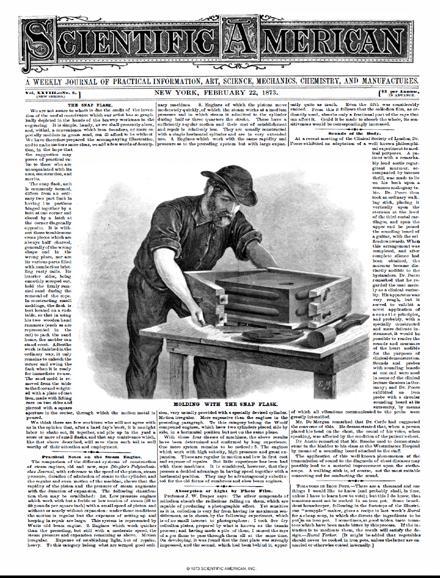 February 22, 1873