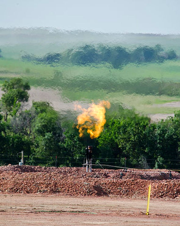 Plug Methane Leaks in the Booming Natural Gas Industry