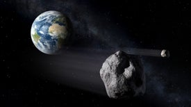 NASA's New Planetary Defense Office Gets to Work Protecting Earth
