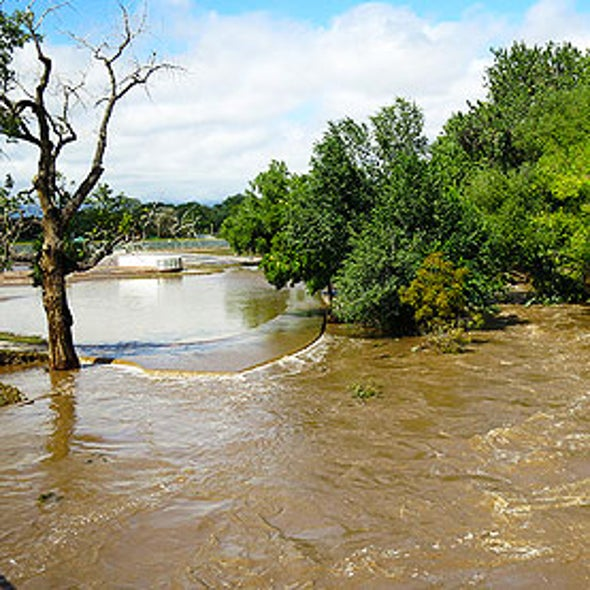 Colorado's Destructive Floods Leave Scientists with Questions