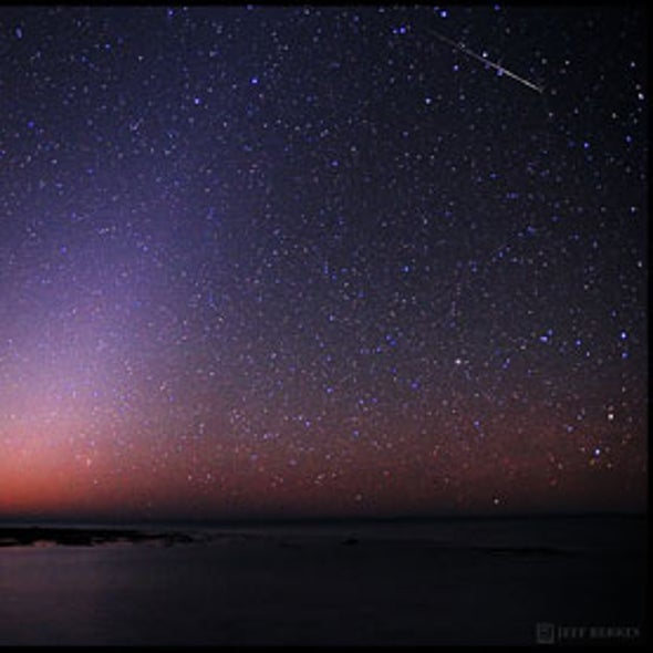 First Meteor Shower of 2013 Peaks This Week