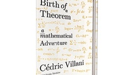 Book Review: Birth of a Theorem