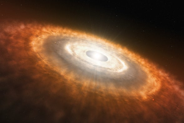 Planet Formation? It's a Drag