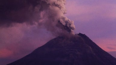 Volcanoes That Act as Air-Conditioning for a Warming World