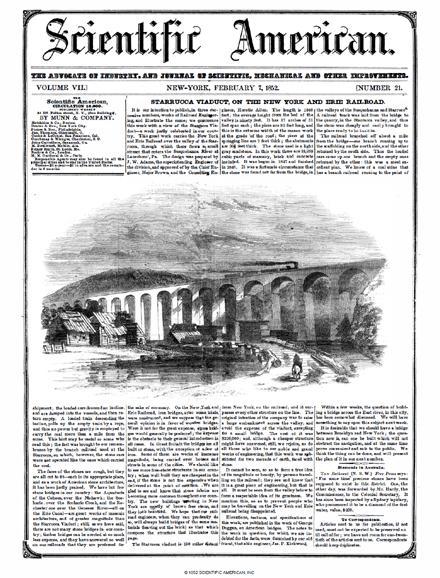 February 07, 1852