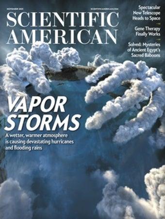 Scientific American Volume 325, Issue 5