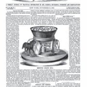 November 1863 cover