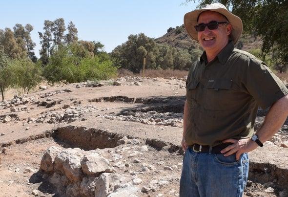 The Big Gath Dig: Goliath's Hometown