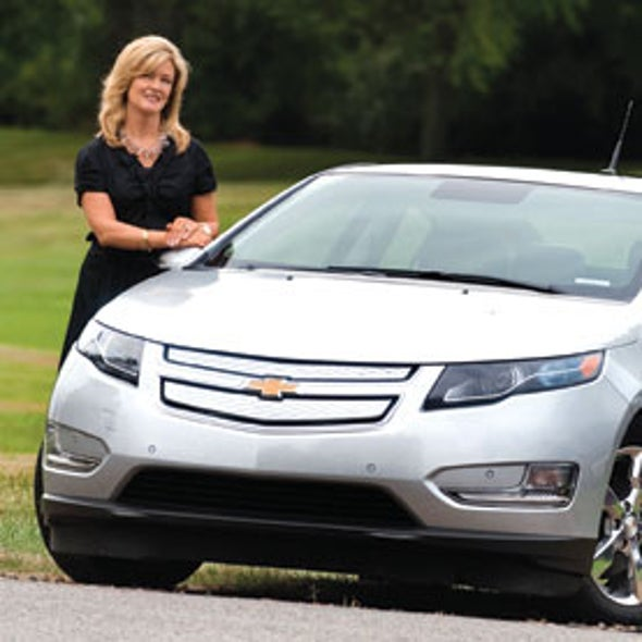 Practically Green: A Q&A with the Chevy Volt's Chief Engineer